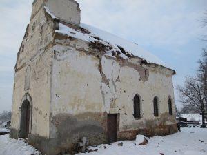 Laterale Chiesa ortodossa di San Nicola, Petrinja – Croazia