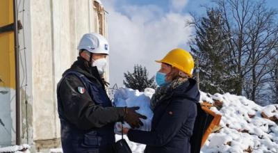 Terremoto Croazia: fase ricognitiva al patrimonio Task force MiC-U4H Unite for Heritage