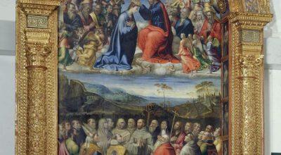 Pubblicata nella sezione Art Bonus per il Terremoto del sito dell'Uss-Sisma 2016 il dettaglio dell'intervento di restauro della pala di Jacopo Siculo
