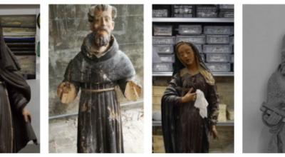 Pubblicata nella sezione Art Bonus per il Terremoto del sito Uss-Sisma 2016 il dettaglio del restauro dei dipinti su tavola e delle sculture lignee policrome delle Marche
